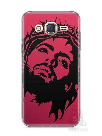 Capa Capinha Samsung J7 Jesus #7