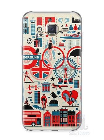 Capa Capinha Samsung J7 Londres #4