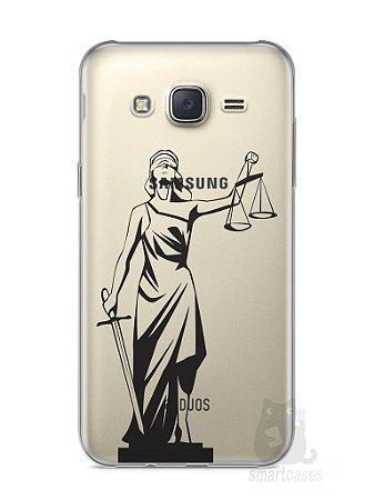 Capa Capinha Samsung J7 Direito