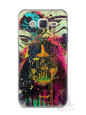 Capa Capinha Samsung J7 Star Wars