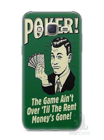Capa Capinha Samsung J7 Poker #2