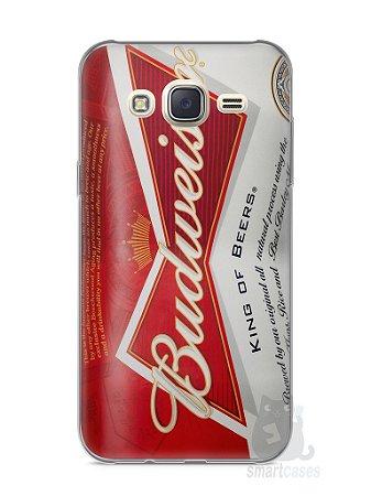 Capa Capinha Samsung J7 Cerveja Budweiser