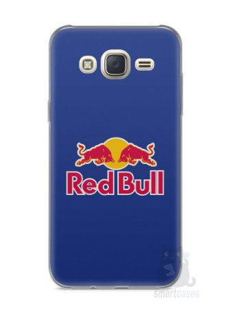 Capa Capinha Samsung J7 Red Bull #2