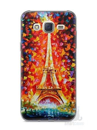 Capa Capinha Samsung J7 Torre Eiffel #3