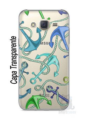 Capa Capinha Samsung J7 Âncoras