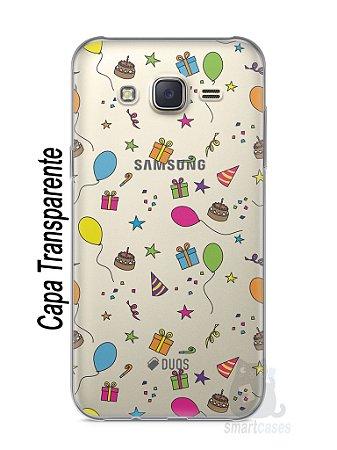 Capa Capinha Samsung J7 Festa