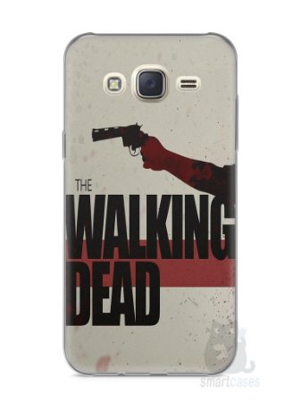 Capa Capinha Samsung J7 The Walking Dead #3