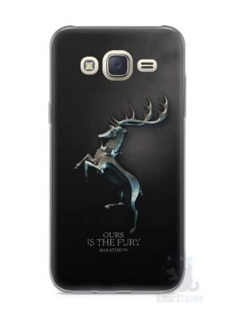 Capa Capinha Samsung J7 Game Of Thrones Baratheon