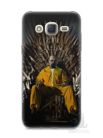 Capa Capinha Samsung J7 Heisenberg Game Of Thrones