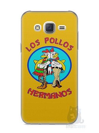 Capa Capinha Samsung J7 Breaking Bad Los Pollos Hermanos #2