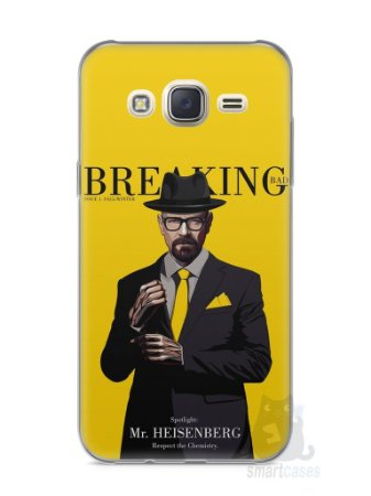 Capa Capinha Samsung J7 Breaking Bad #2