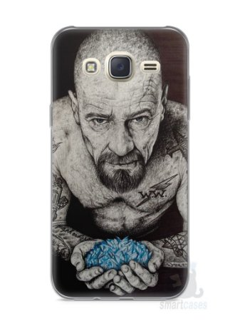 Capa Capinha Samsung J7 Breaking Bad #4