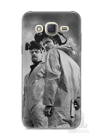 Capa Capinha Samsung J7 Breaking Bad #9