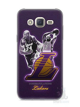 Capa Capinha Samsung J7 Lakers