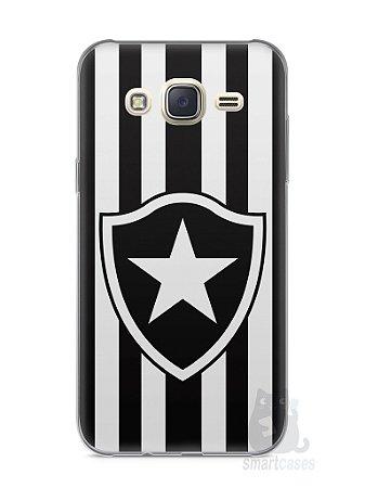Capa Capinha Samsung J7 Time Botafogo #1