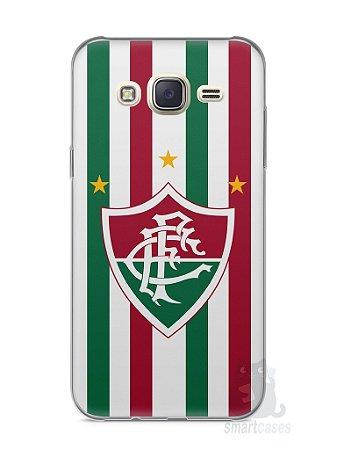 Capa Capinha Samsung J7 Time Fluminense