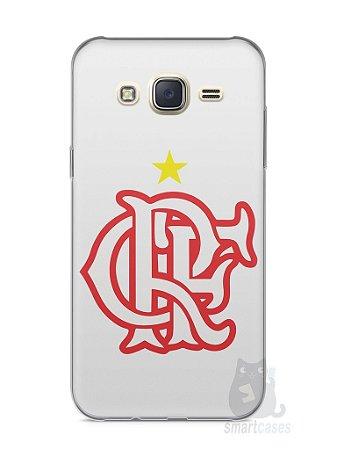 Capa Capinha Samsung J7 Time Flamengo #9