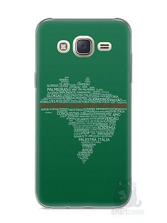 Capa Capinha Samsung J7 Time Palmeiras #6