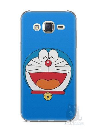 Capa Capinha Samsung J7 Doraemon