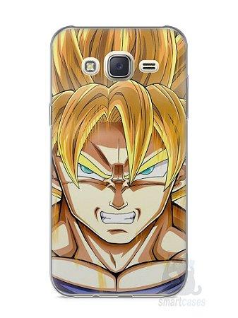 Capa Capinha Samsung J7 Dragon Ball Z Gohan SSJ2