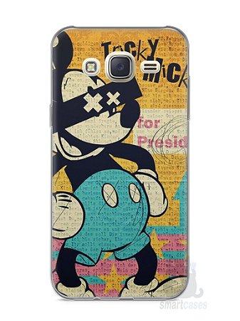 Capa Capinha Samsung J7 Mickey Mouse #1