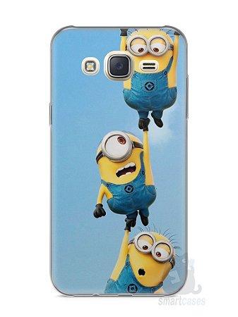 Capa Capinha Samsung J7 Minions #2