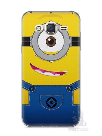 Capa Capinha Samsung J7 Minions #5