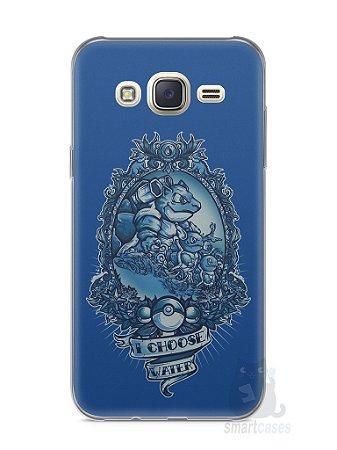 Capa Capinha Samsung J7 Pokémon #2