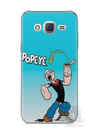 Capa Capinha Samsung J7 Popeye