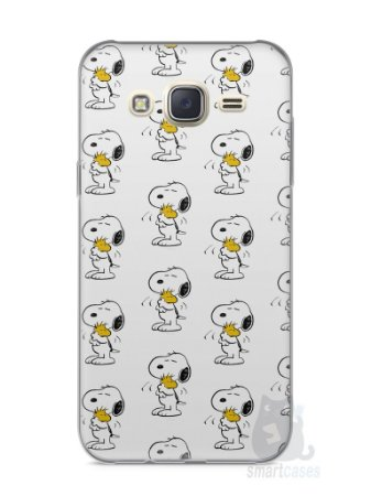 Capa Capinha Samsung J7 Snoopy #6