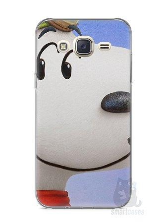Capa Capinha Samsung J7 Snoopy #19