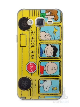 Capa Capinha Samsung J7 Snoopy #32