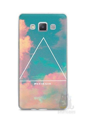 Capa Capinha Samsung A7 2015 Triângulo no Céu