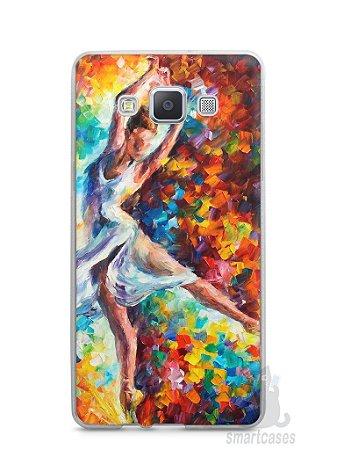 Capa Capinha Samsung A7 2015 Bailarina Pintura