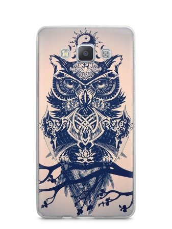 Capa Capinha Samsung A7 2015 Coruja #5