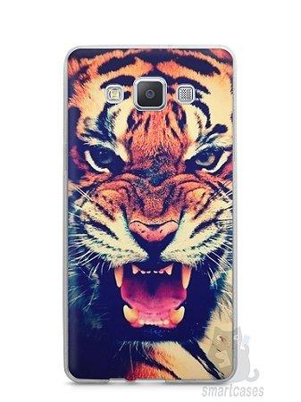 Capa Capinha Samsung A7 2015 Tigre Feroz