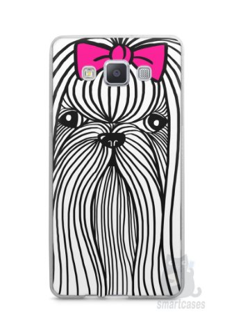 Capa Capinha Samsung A7 2015 Cachorro Chitzu