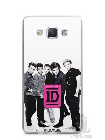 Capa Capinha Samsung A7 2015 One Direction #2