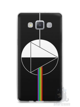 Capa Capinha Samsung A7 2015 Pink Floyd #4