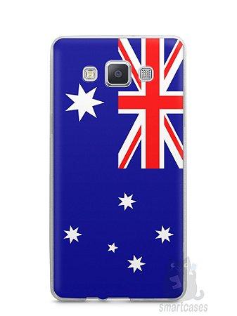 Capa Capinha Samsung A7 2015 Bandeira da Austrália
