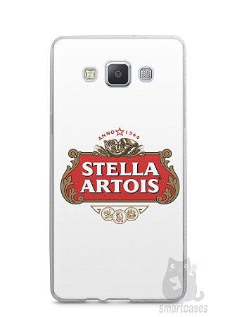 Capa Capinha Samsung A7 2015 Cerveja Stella Artois