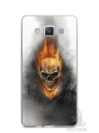 Capa Capinha Samsung A7 2015  Motoqueiro Fantasma
