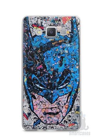 Capa Capinha Samsung A7 2015 Batman Comic Books #1