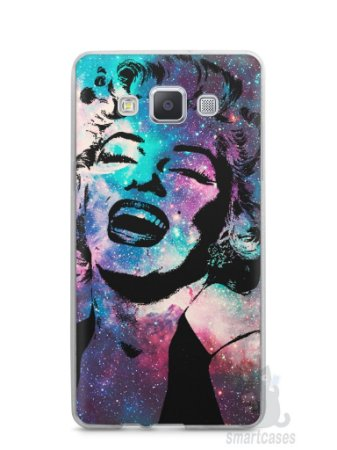 Capa Capinha Samsung A7 2015 Marilyn Monroe #2