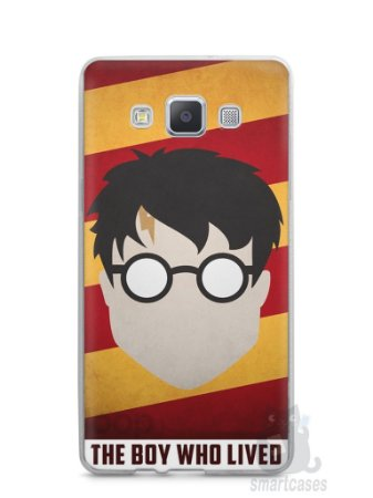 Capa Capinha Samsung A7 2015 Harry Potter #2