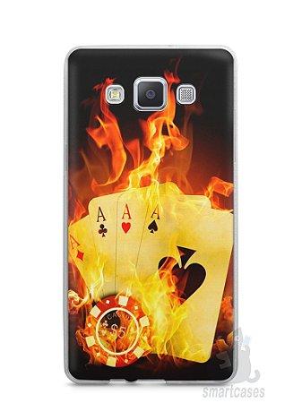 Capa Capinha Samsung A7 2015 Poker #1