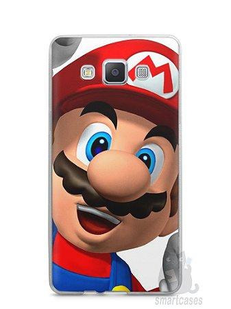 Capa Capinha Samsung A7 2015 Super Mario #1