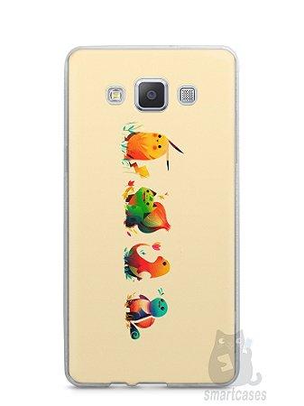 Capa Capinha Samsung A7 2015 Pokémon #1