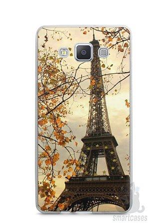 Capa Capinha Samsung A7 2015 Torre Eiffel #1