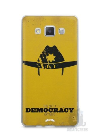 Capa Capinha Samsung A7 2015 The Walking Dead #2